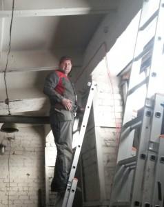 Монтаж пожарной сигнализации (АУПС)