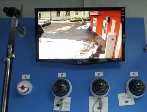 установка видеонаблюдения_2